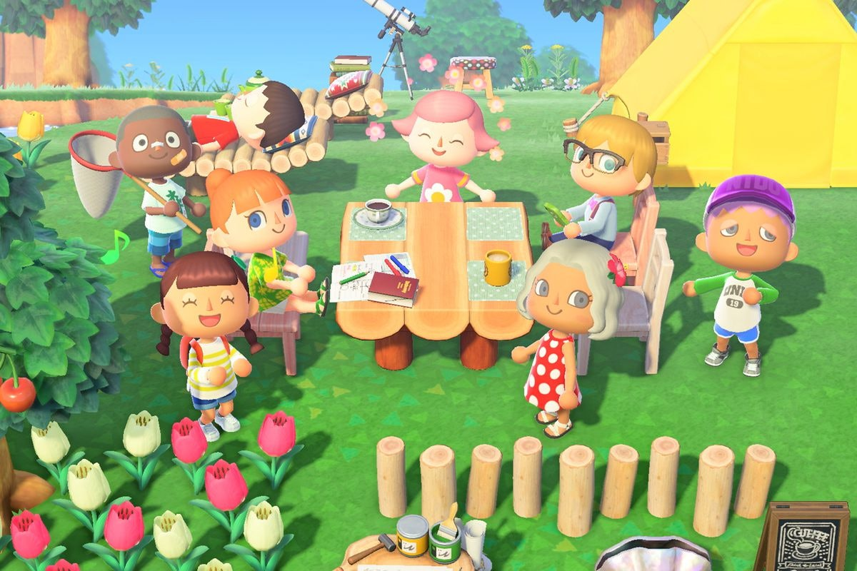Incredible Animal Crossing Setups That Will Make You Feel Bad