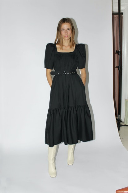 Mr. Larkin Ode Dress Black