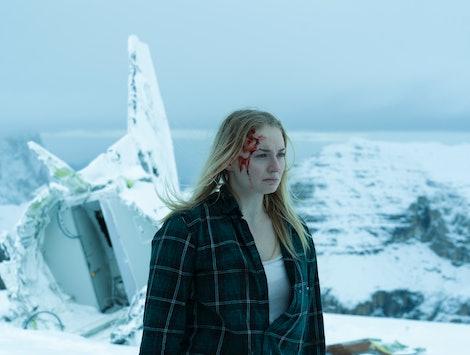 Sophie Turner in 'Survive' Quibi