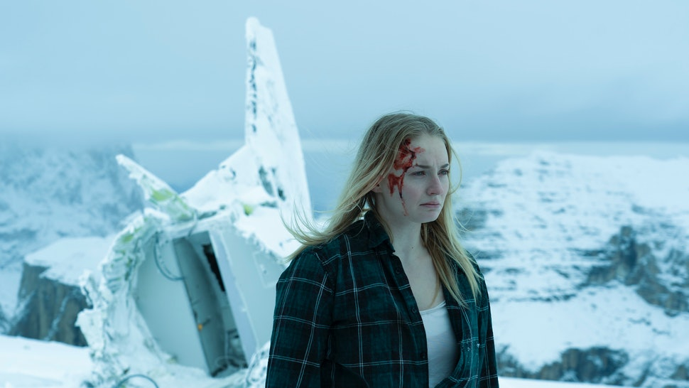 Sophie Turner in 'Survive' Quibi