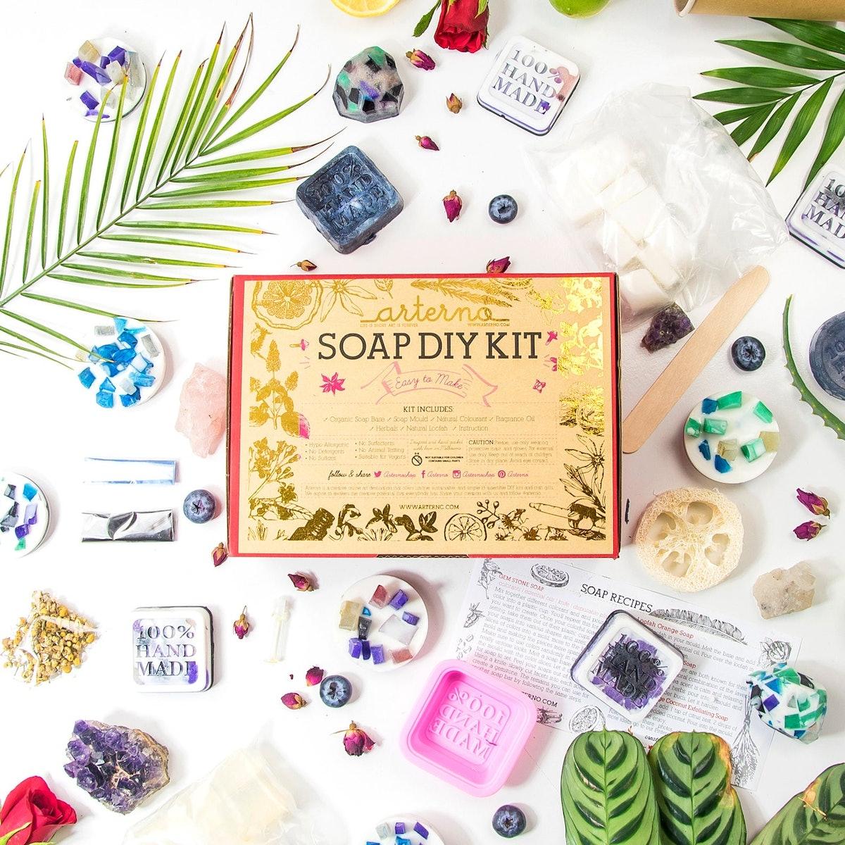 DIY Kit Organic Soap