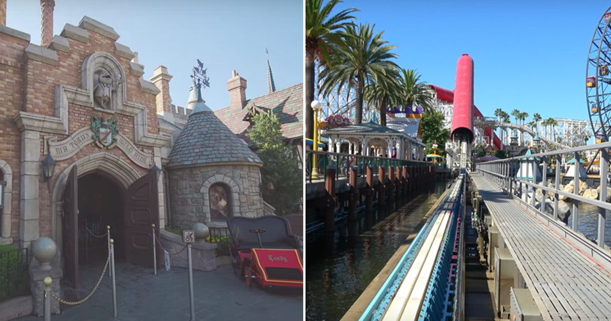 12 Virtual Disneyland Rides That You Can Enjoy At Home Without A FASTPASS