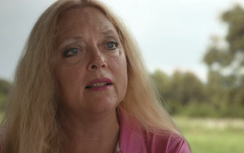 The disappearance of Carol Baskin's husband Jack Donald Lewis features in Tiger King.