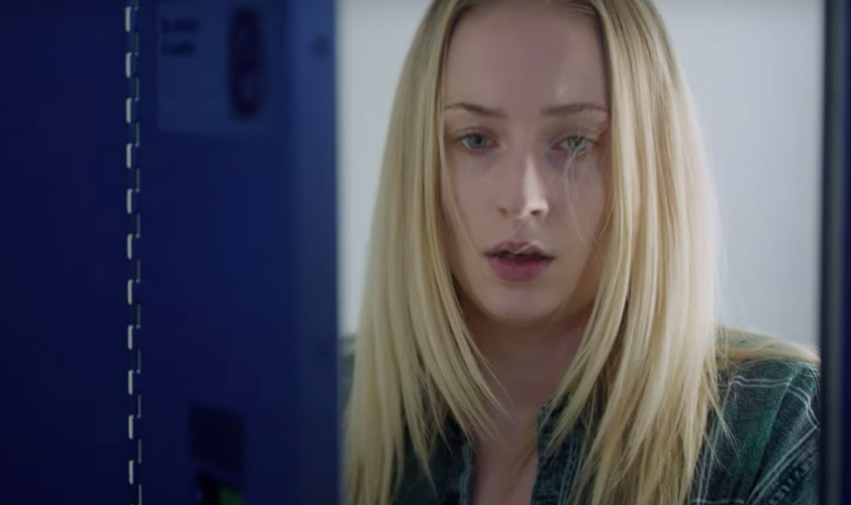 """Sophie Turner stars in Quibi's new show, """"Survive"""" launching on April 6"""