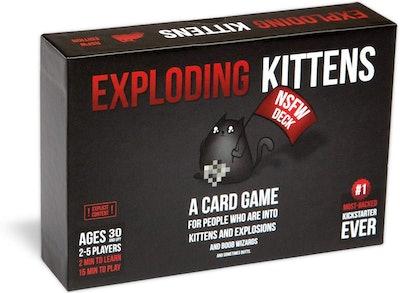 Exploding Kittens (Explicit)
