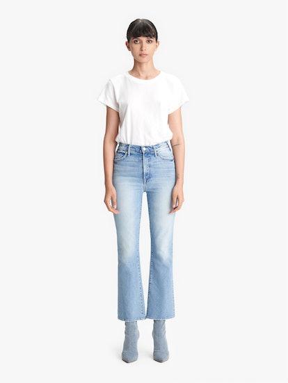 Hustler Ankle Jeans in I Confess