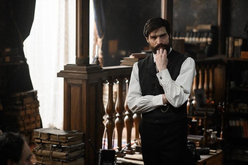 Sigmund Freud in Netflix's Freud