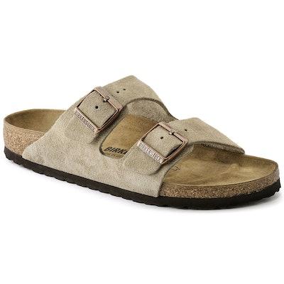 Arizona Suede Leather Sandals