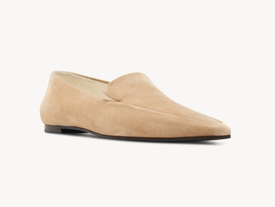 Minimal Loafer in Suede