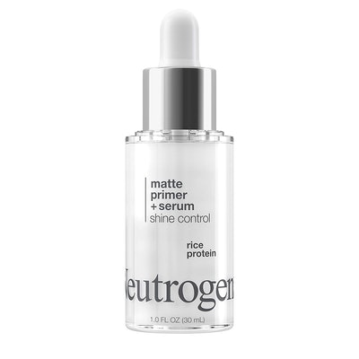 Neutrogena Shine Control Matte Booster Face Primer & Serum