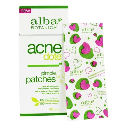 Alba Botanica Acnedote Pimple Patches (40-Count)