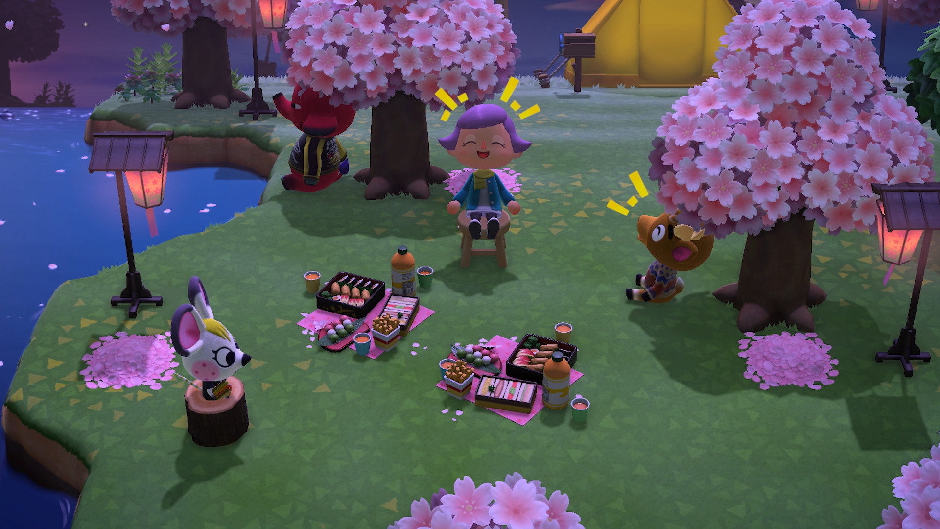 Animal Crossing New Horizons Star Fragments Find Celeste And