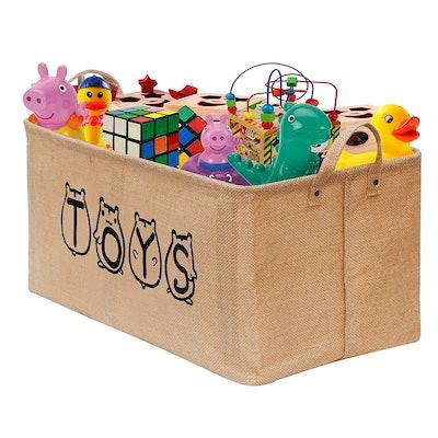 Gimars Toy Basket Box