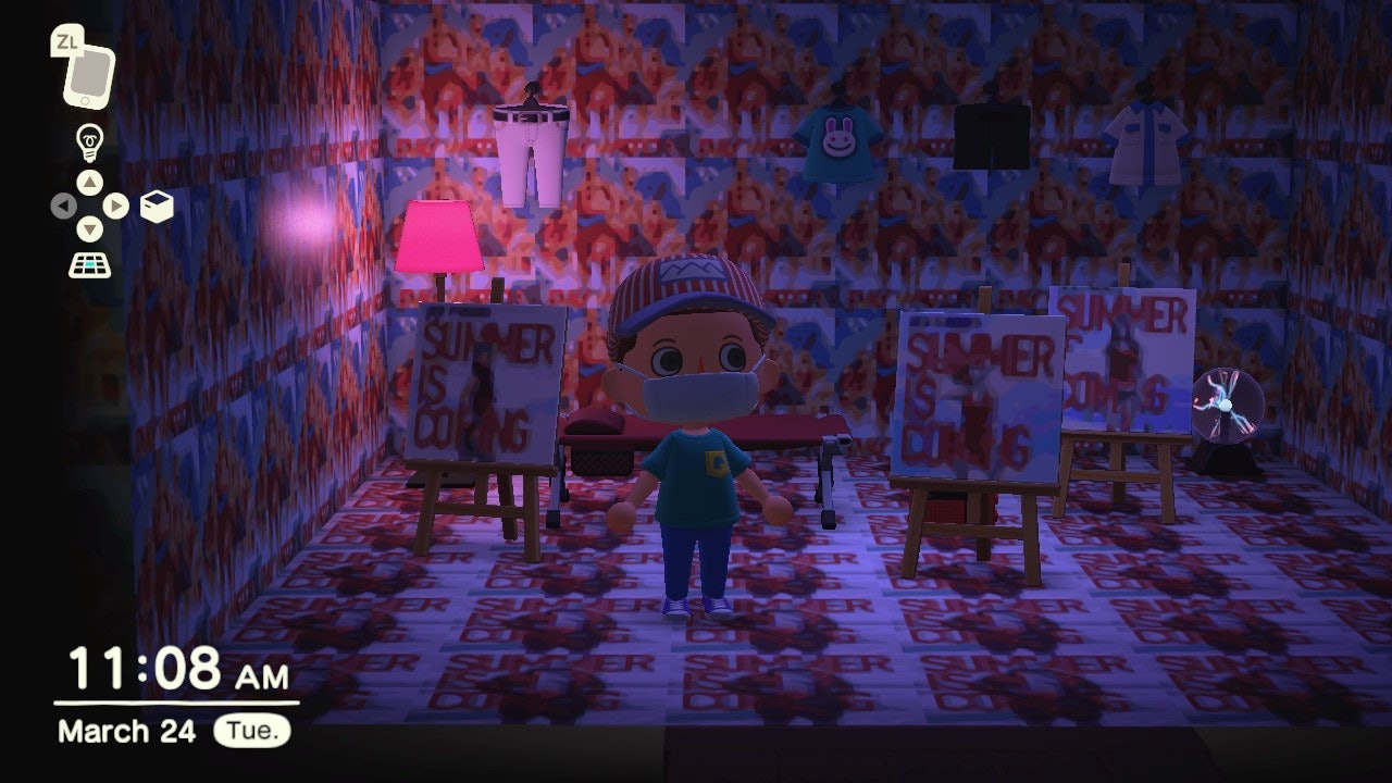 Animal Crossing New Horizons How To Use Qr Codes To Make Share Custom Designs
