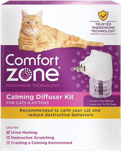 Comfort Zone Calming Diffuser Kit for Cats