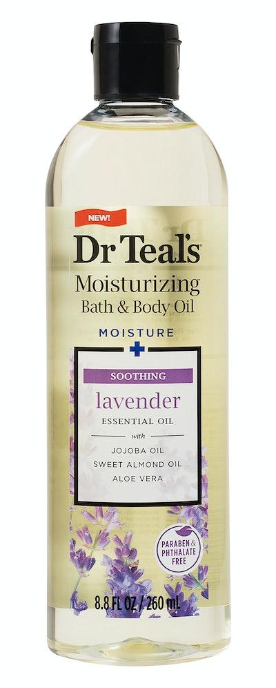 Lavender Moisturizing Bath & Body Oil