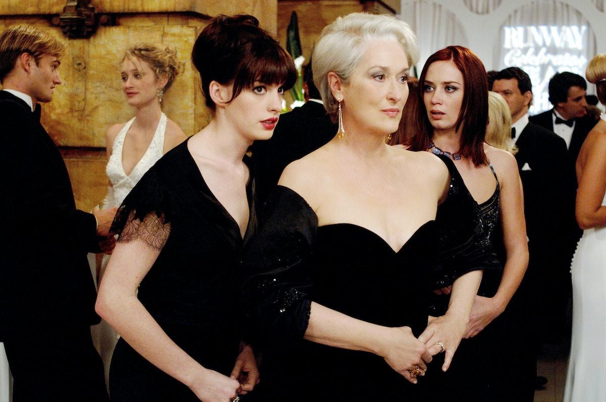 Fashion movie: 'The Devil Wears Prada'