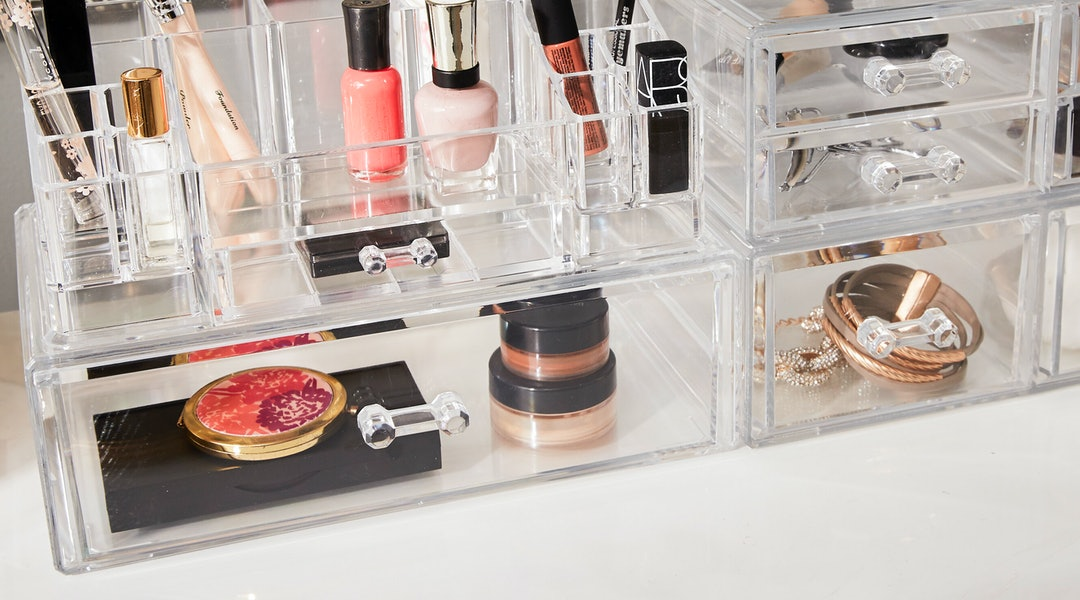 The Best Makeup Organizers To Invest In