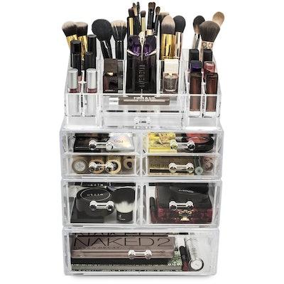 Clear Cosmetic Organizer