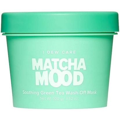 Matcha Mood Soothing Green Tea Wash-Off Mask
