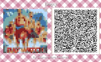 Animal Crossing New Horizons How To Use Qr Codes To Make Share