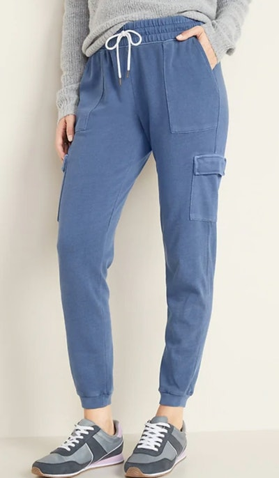French Terry Cargo Street Joggers
