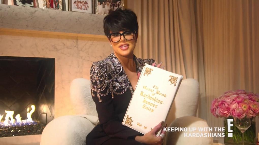 Khloe Kardashian appears in a trailer for 'KUWTK.'