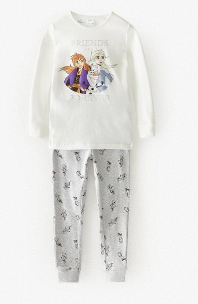 Frozen © Disney Slim Pajamas
