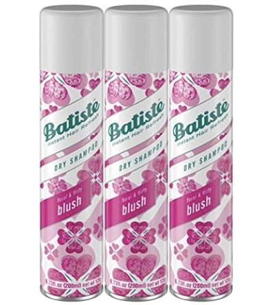 Batiste Dry Shampoo, Blush Fragrance (6.7 Oz. Each, Available As A 3-Pack)