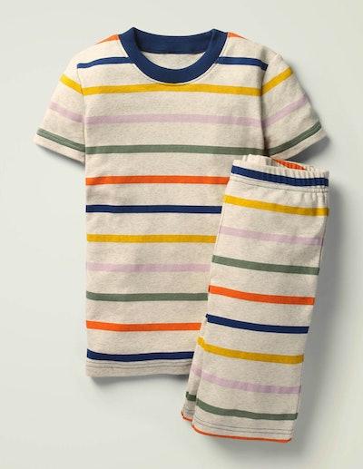 Cosy Short John Pajamas