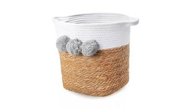 Cloud Island Decorative Basket