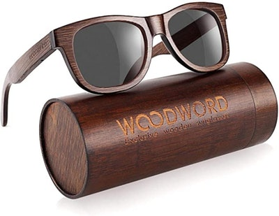 WOODWORD Polarized Wooden Sunglasses
