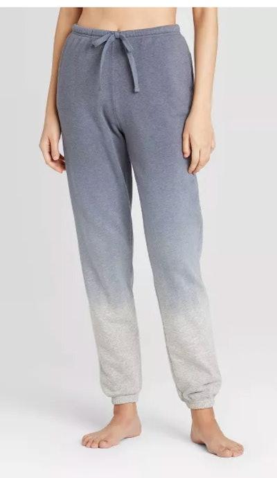 Colsie™  Dip Dye Fleece Lounge Jogger Pants