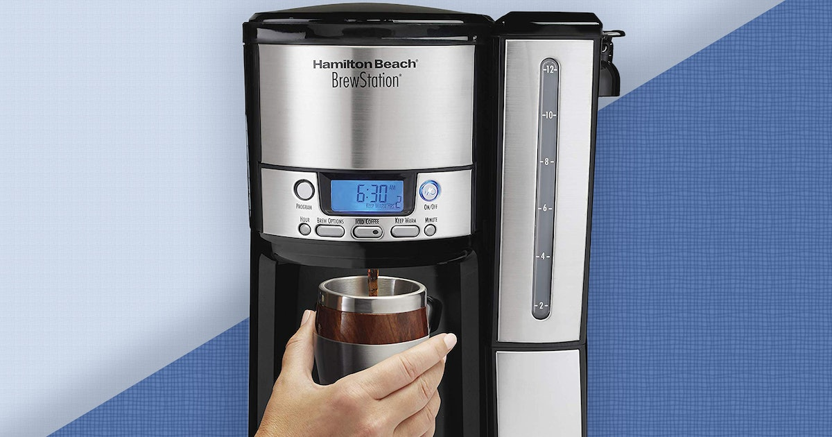These On-Demand Coffee Makers Brew Delicious Coffee At The Push Of A Button