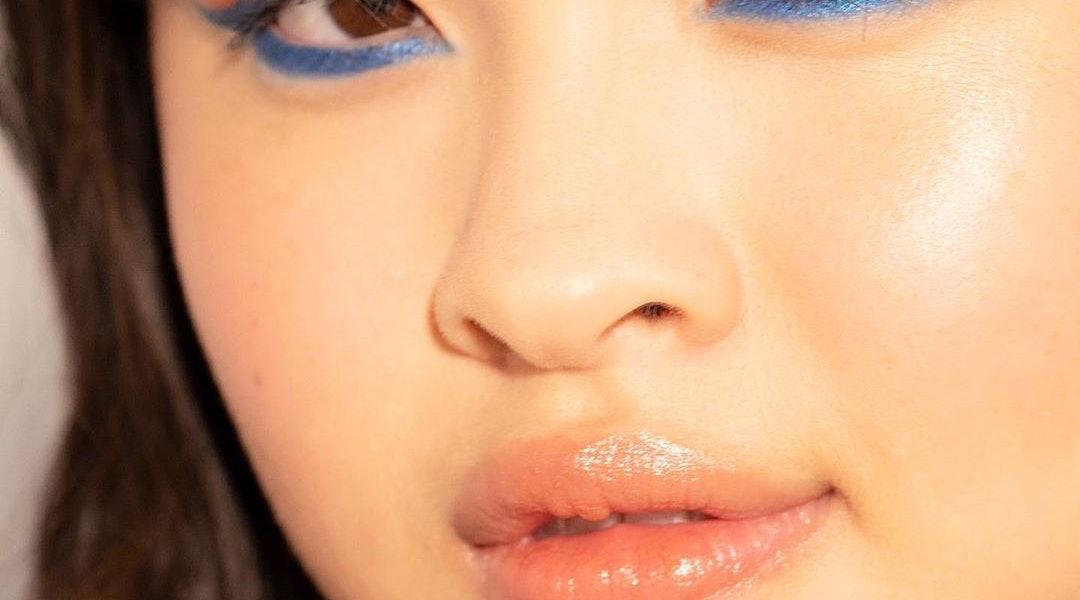 Nudestix's Sun & Sea Palette provides so many beach-inspired eye makeup looks