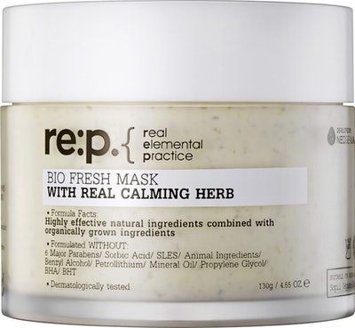 Bio Fresh Mask With Real Calming Herbs