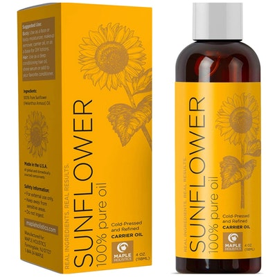 Maple Holistics Cold-Pressed Sunflower Oil