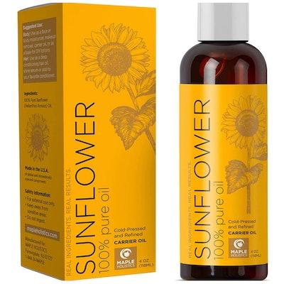 Maple Holistics Cold-Pressed Sunflower Oil
