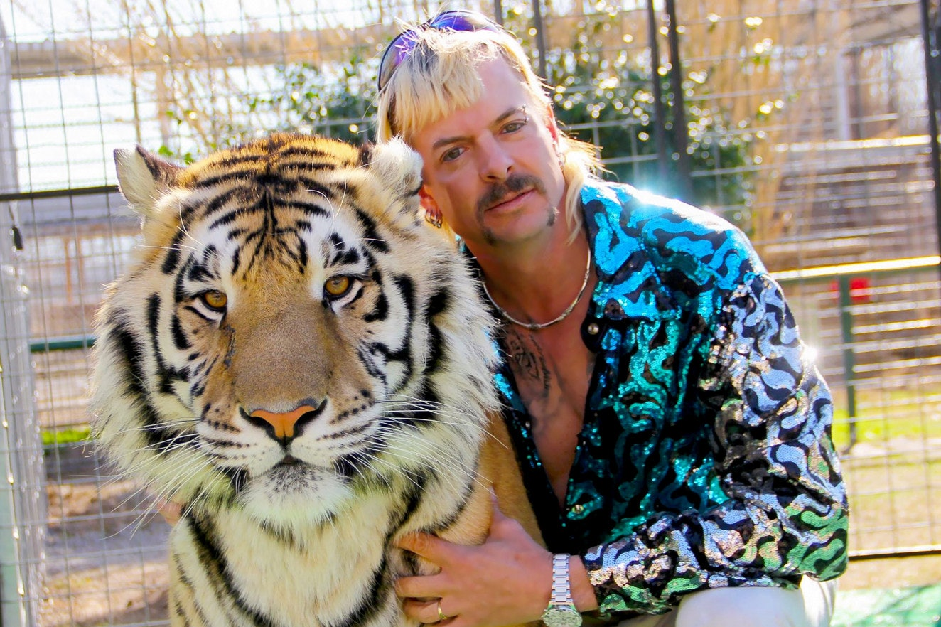Tiger King' Season 2 release date and trailer for Netflix's Joe Exotic doc