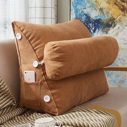 Adjustable Triangle Sofa Bed Sleeping Pillow