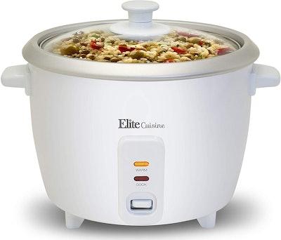 Elite Cuisine Automatic Rice Cooker