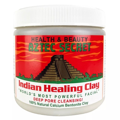 Indian Healing Clay Facial Treatment
