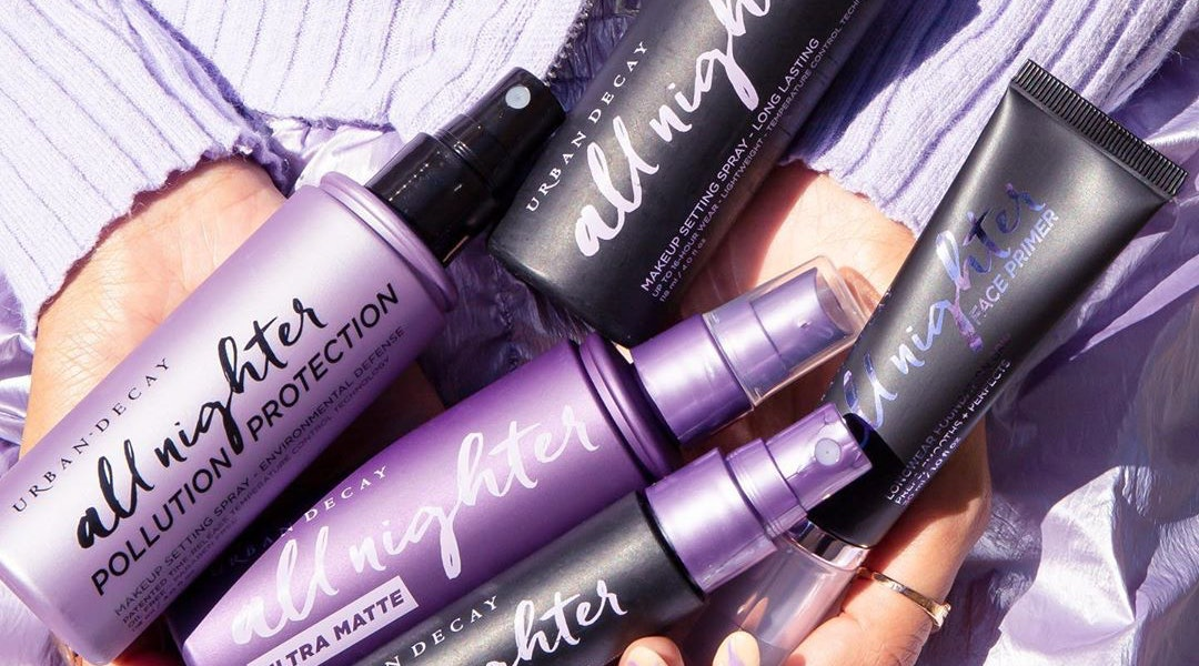 Urban Decay's All-Nighter mist is a popular sweat-proof makeup setting spray
