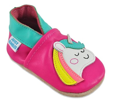Juicy Bumbles Baby Walking Shoes