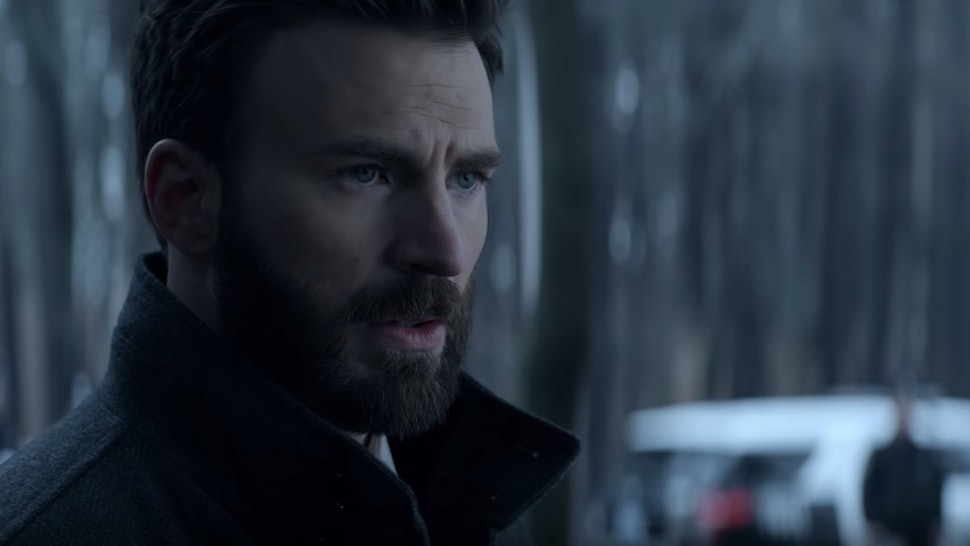 Chris Evans returns to TV in Defending Jacob trailer.