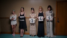 Nicole Kidman, Laura Dern, Reese Witherspoon, Shailene Woodley, and Zoë Kravitz in 'Big Little Lies....