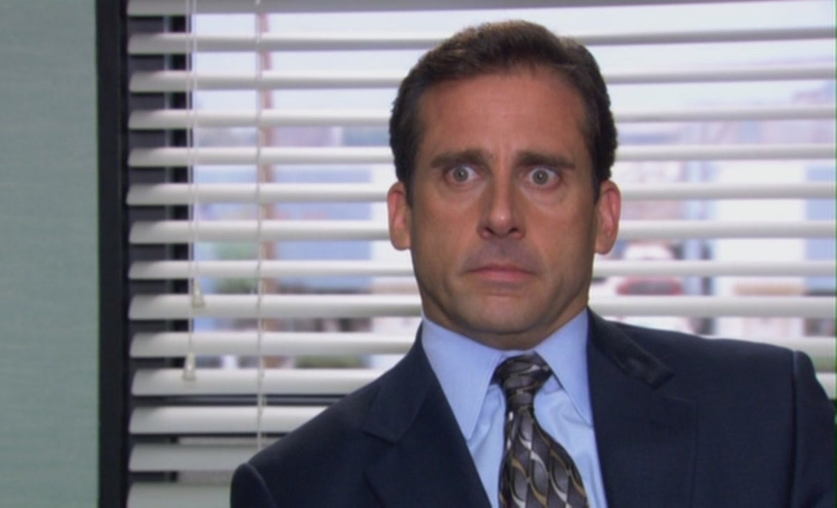 A new book on 'The Office' reveals Steve Carell didn't want to leave the show after Season 7.