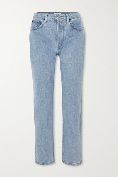 Tate Original Crop Jeans