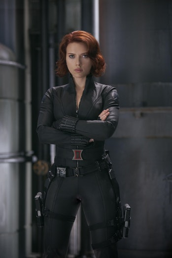 Black Widow Natasha Romanov