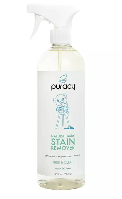 Puracy Natural Baby Laundry Stain Remover (2-Pack)